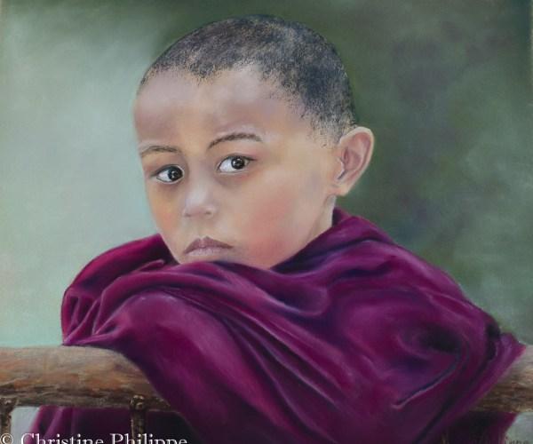 Enfant moine, pourquoi ?