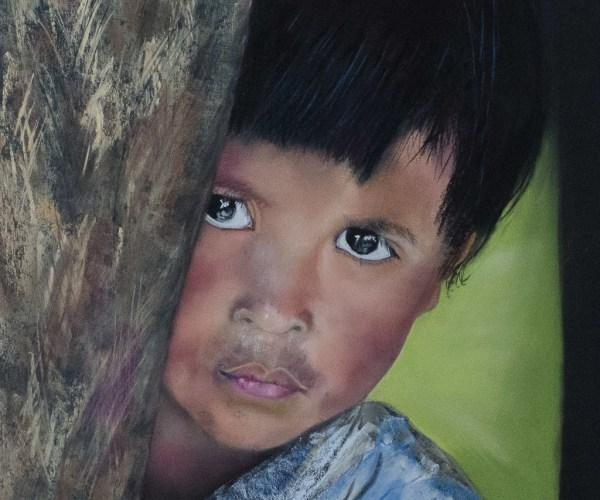 Enfant des rues (Inde)