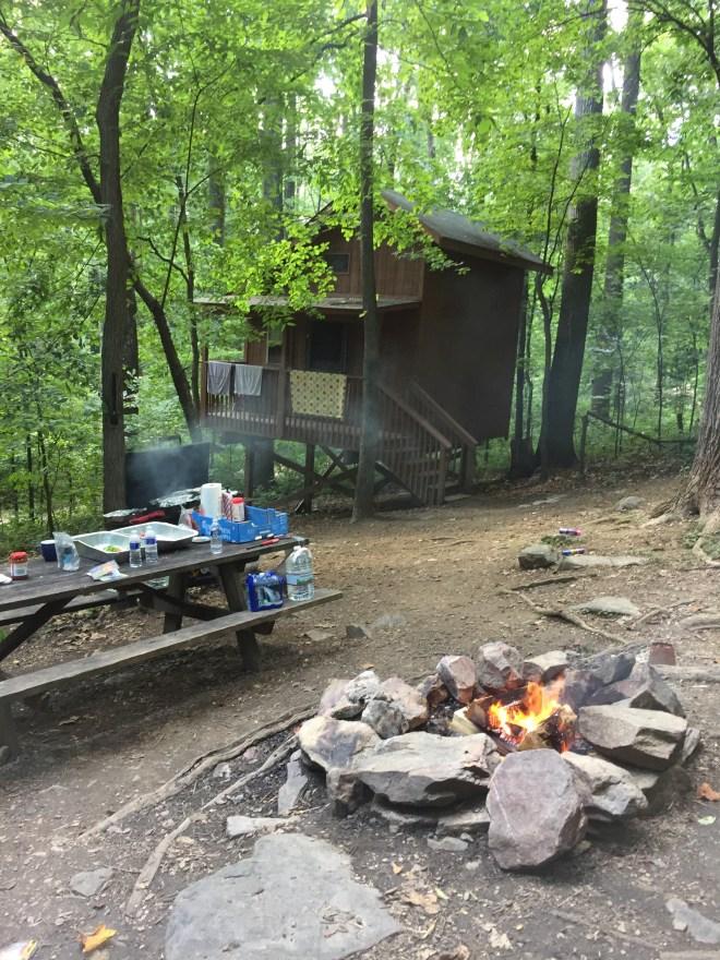 Treehouse Camp Maryland
