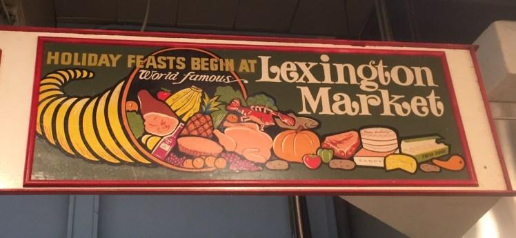 Baltimore Lexington Market