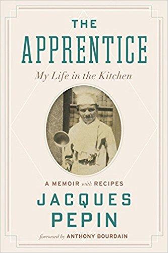 Jacques Pepin The Apprentice