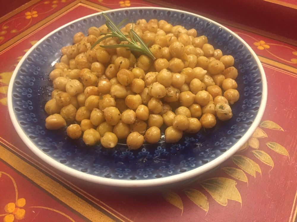 garbanzo beans chickpeas recipe Meatless Monday