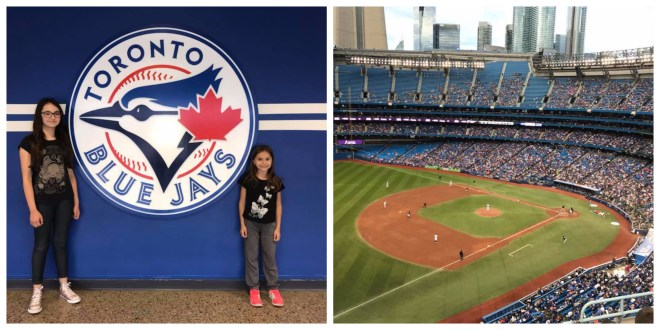Toronto Blue Jays Christine Rai Teach Travel Taste