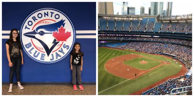 Toronto Blue Jays Christine Rai Teach Travel Taste