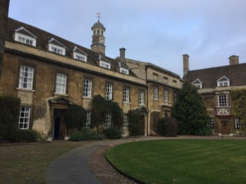 Christ's College Cambridge