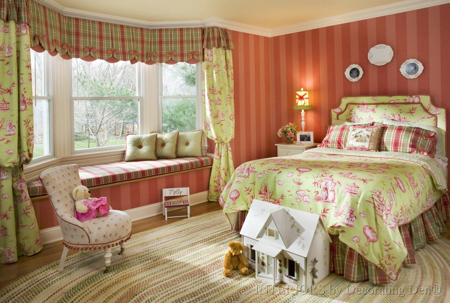 For the Little Princess: Learn how to decorate your little