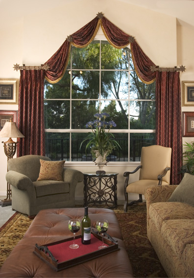 Discover Creative Custom Window Treatments For Arched