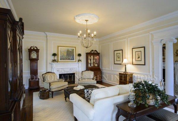 traditional living room interior design Christine Ringenbach - Your Henderson Interior Decorator for Home Interior Design | Your