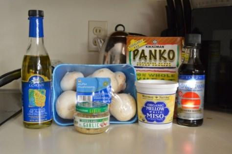 mushroomIngredients