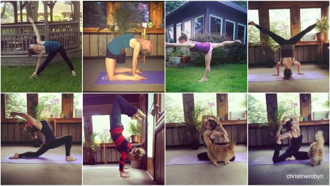 June Splits Yoga Challenge Week 2