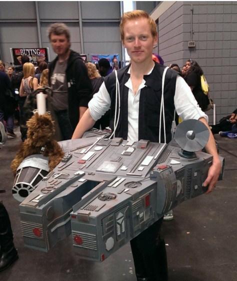NYCC2014 Han Solo