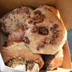 Cinnamon Snail Donuts