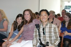 Burns Family at Steinway & Sons Recital