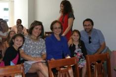 Edler Family at Steinway & Sons Recital