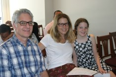 Thompson Family at Steinway & Sons Recital