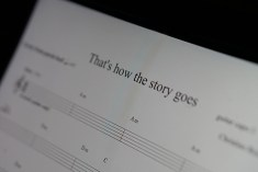 That's How The Story Goes Sheet Music