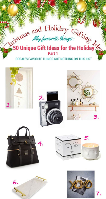 Oprah gift ideas christmas