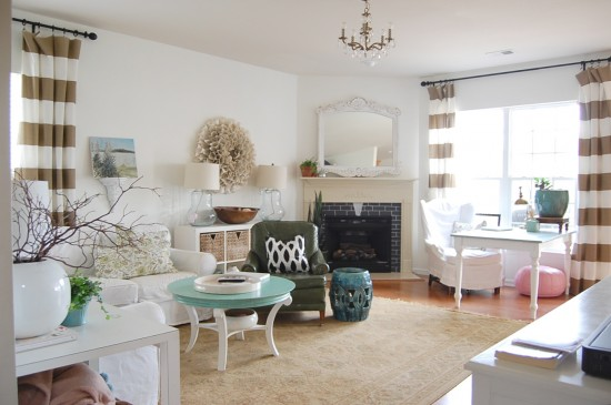 Q And A With Christine Awkward Living Room Layout With A Corner Fireplace Christinetse Com