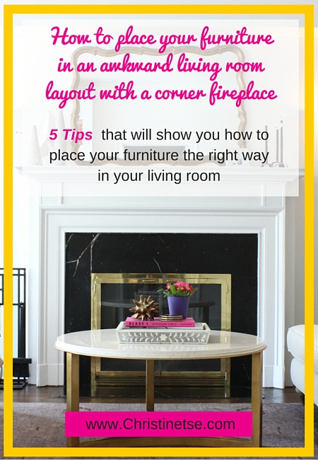 furniture placement in small living room with corner fireplace swivel chairs for canada q and a christine awkward layout how to place your an