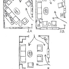 Living Room Furniture Layout With Corner Fireplace Arrange Big Small Q And A Christine Awkward