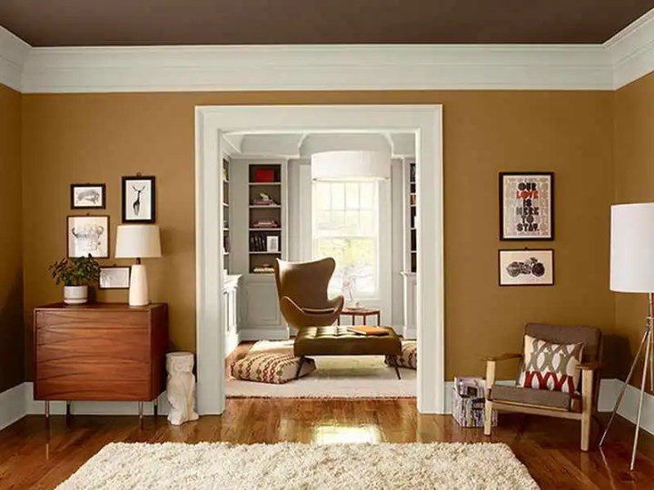 Neutral Paint Colors For Living Room To A Pinterest