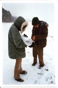 Shane Yard Inspect Ice