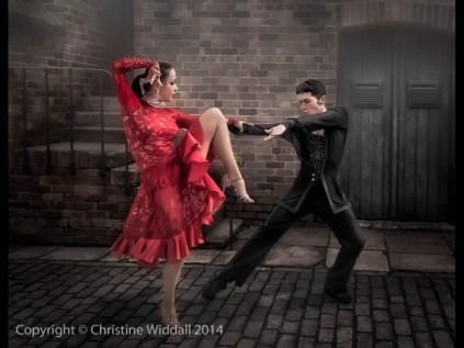 """Dancing in the Street"""