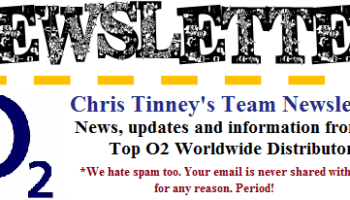O2 Worldwide | Chris Tinney