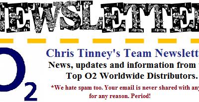 O2 Worldwide Newsletter