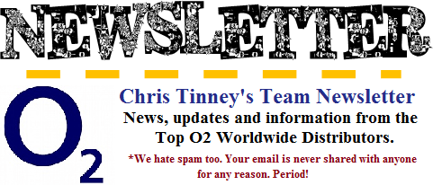 O2 Worldwide Newsletter