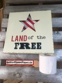 Better planet paper patriotic