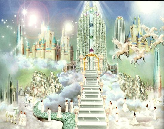 heaven christ is coming