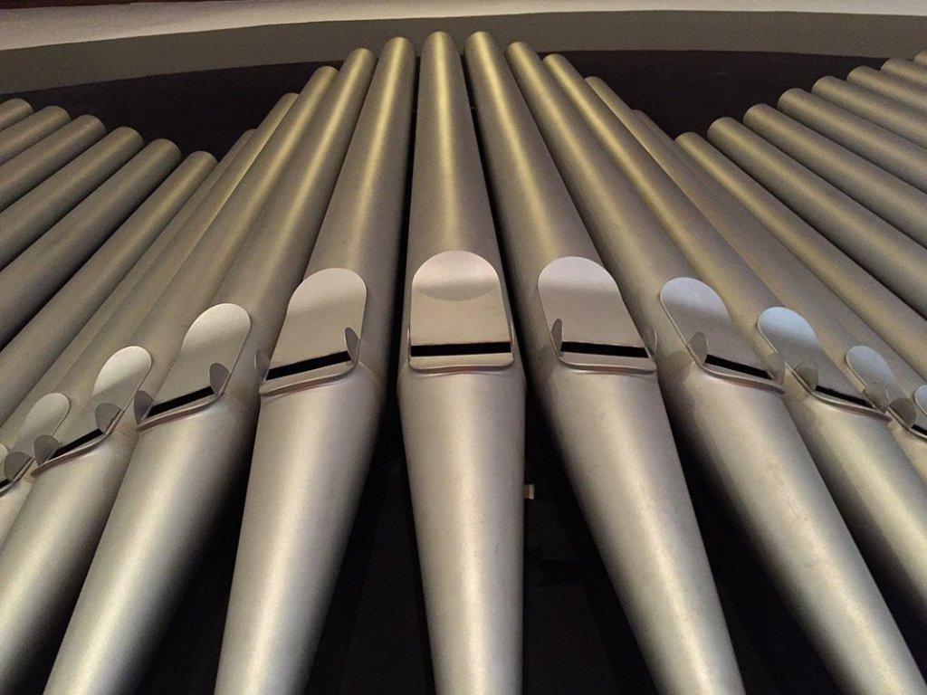 Die Orgel in der St. Anna Kapelle