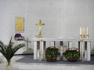lu-Bild Altar klein