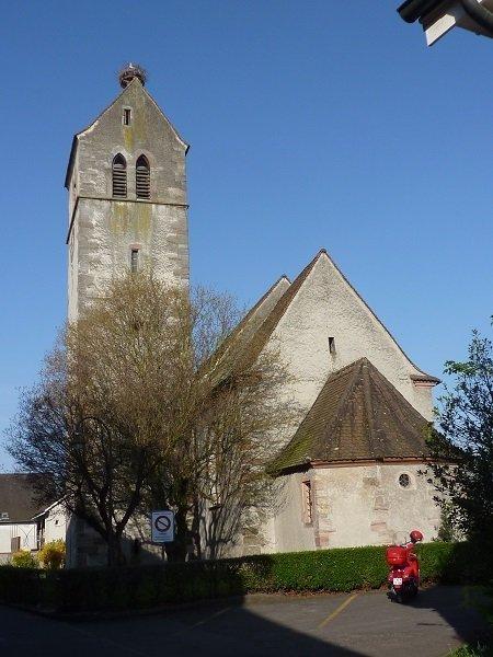 Dorfkirche St. Gallus Kaiseraugst