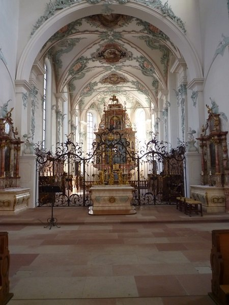 Stadtkirche St. Martin Rheinfelden