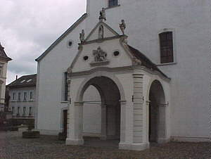 Hauptportal