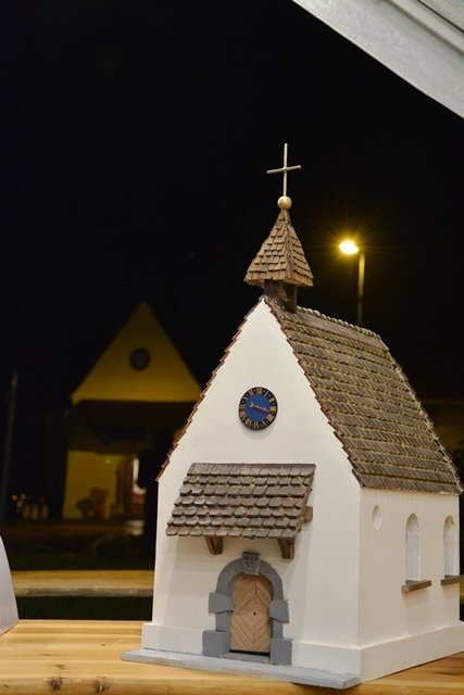 300-Jahr-Feier Fridolinskapelle Möhlin-Riburg