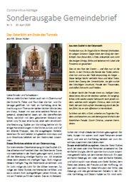 Sonderausgabe Gemeindebrief Baselland & Laufen Nr. 3
