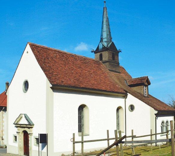 Loretokapelle in Mägenwil
