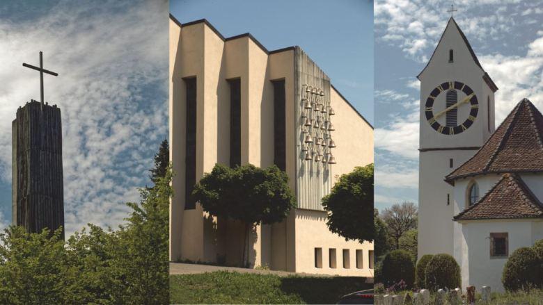 Drei Kirchen Magden
