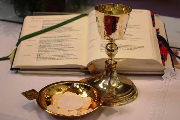 Wiederaufnahme der Gottesdienste ab Pfingsten