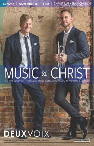 Christ Lutheran Kokomo Poster 2