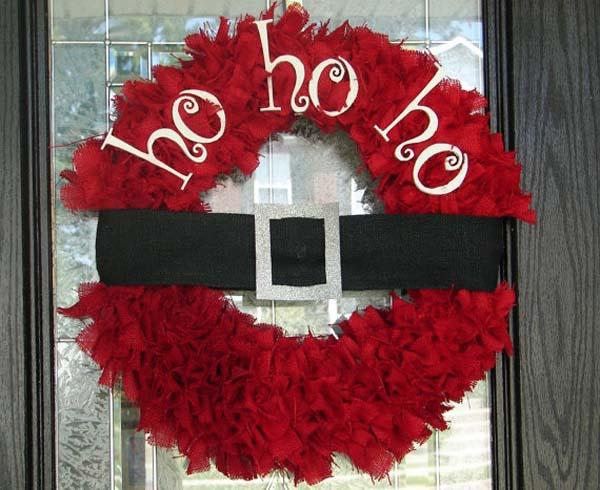 top christmas wreath ideas