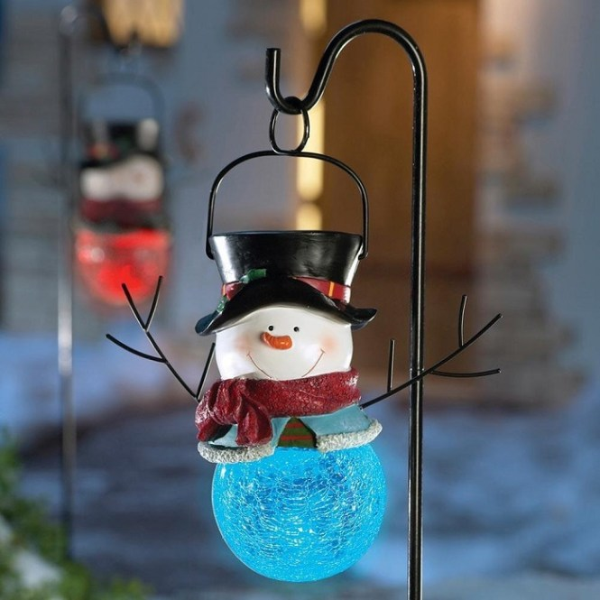Image Of Snowman Yard Decoration Home Depot