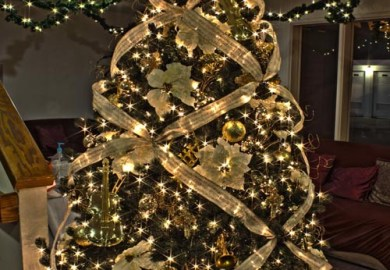 Elegant Christmas Tree Decorating Ideas
