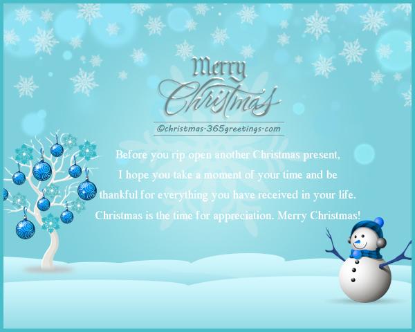 christmas greetings words and