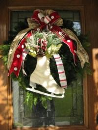 15 Stunning Christmas Door Decoration Ideas - Christmas ...