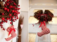 15 Stunning Christmas Door Decoration Ideas - Christmas ...