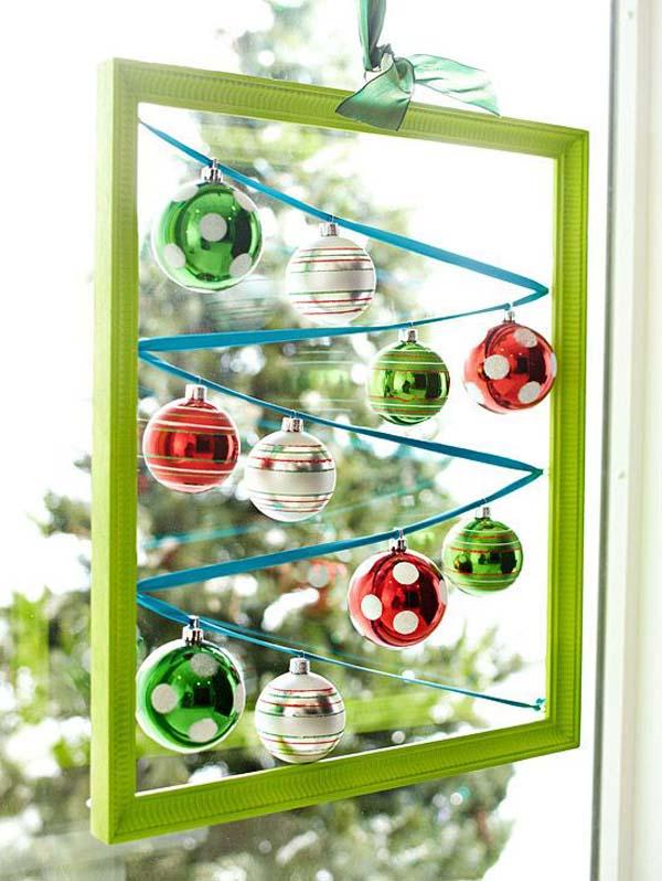 Christmas Window Crafts